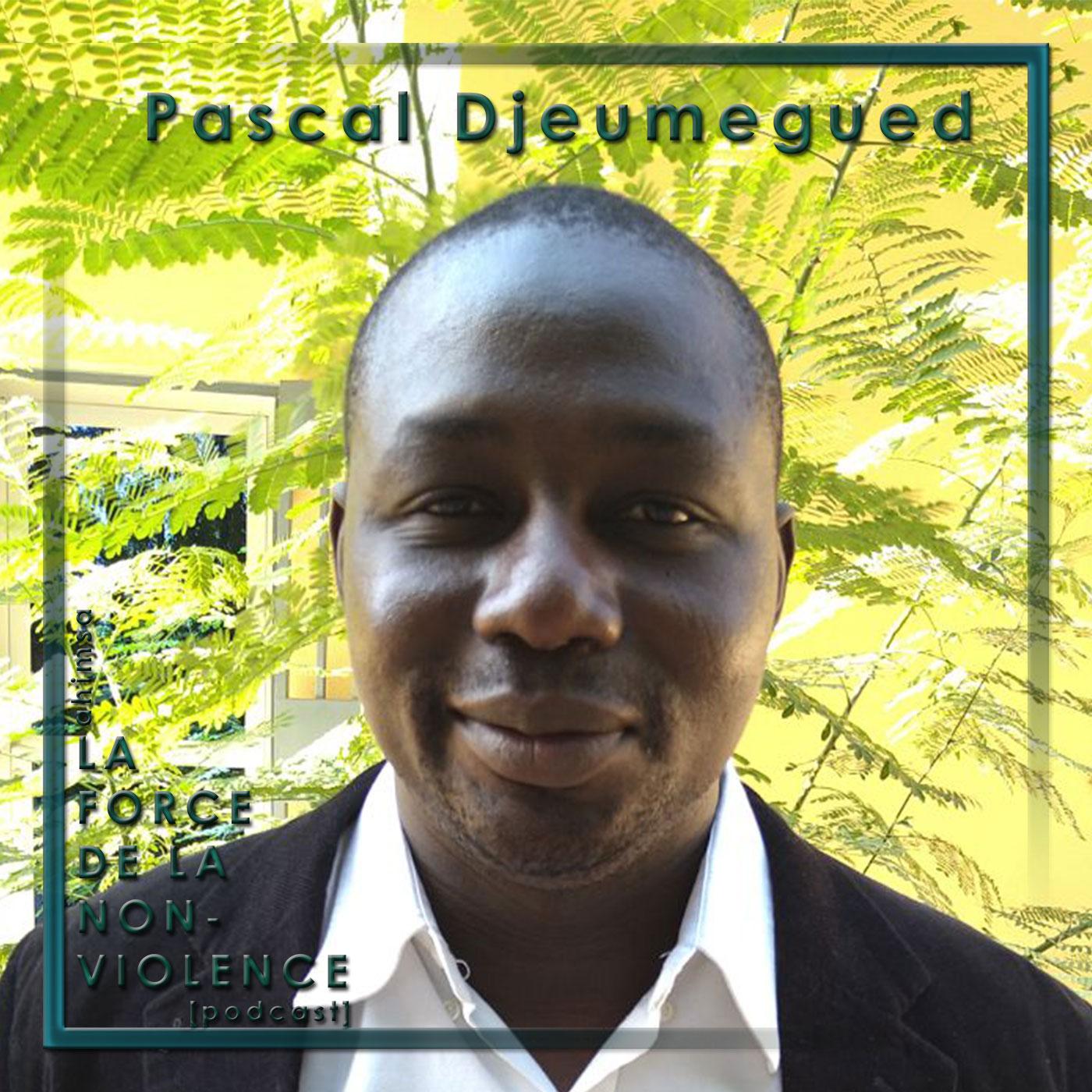 Pascal Djeumegued- Podcast La Force de la Non-violence
